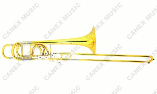 bass tuning slide trombone